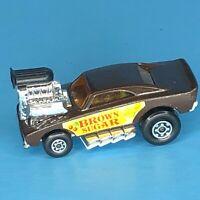 Vintage 1972 Lesney Matchbox Superfast Dodge No. VII Brown Sugar