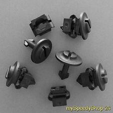 5x Set Motorschutz Unterfahrschutz  Schraube + Halterklammer VW Audi A4 A6 A8