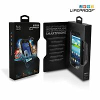 New Authentic LifeProof Fre Waterproof Phone Case Cover For Samsung Galaxy S3