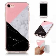 """Marble 3 Color Pattern TPU Leather Soft Material Case For Apple iPhone 7/8 4.7"""""""