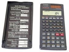 Casio Fx-300W S-V.P.A.M. Scientific Calculator 2-Line Disp Solar / Batt Powered