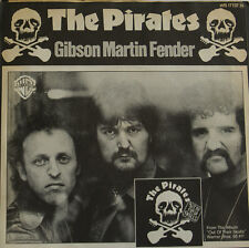 "The Pirates - All In It Together - Gibson Martin Fender - 7 "" Singles (H397)"