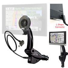 * Garmin Nuvi 55 56 57 58 65 66 67 68 GPS Dual USB Power Cigarette Lighter Mount