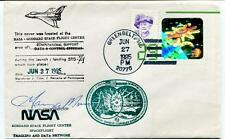 1995 NASA Goddard Space Flight Center Computational Support Greenbelt USA SIGNED