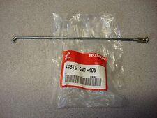 HONDA GENUINE SET B  SPOKE XR80R CRF80F 1985-2013 HONDA PART # 44610-GN1-405