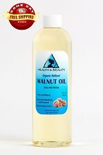 WALNUT OIL ORGANIC CARRIER COLD PRESSED PREMIUM NATURAL PURE 36 OZ