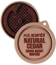 Hunters Specialties Primetime Scents Wafers Cedar 3pk.