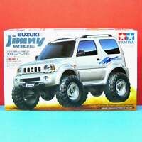 Tamiya 1/32 [Mini 4WD Series] Suzuki Jimny Wide Junior model car kit #19022