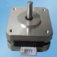 3D Printer Extruder NEMA 17 Stepper Motor 12V For CNC Reprap 36oz-in 26Ncm 0.4A