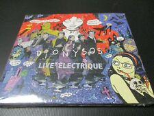 """CD DIGIPACK NEUF """"DIONYSOS - WHATEVER THE WEATHER (concert live electrique)"""""""
