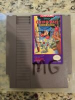 CHIP AND DALE RESCUE RANGERS NES NINTENDO  OEM CLEAR CLAMSHELL