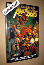 THE NEW AVENGERS (vol.2) HC #2 - Neal Adams, Mike Deodato Jr., BENDIS-New