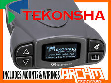 TEKONSHA PRODIGY P3 ELECTRIC H/DUTY BRAKE CONTROLLER SUIT CARAVAN/TRAILER/BOAT