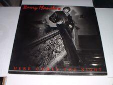BARRY MANILOW Here Comes The Night  ARISTA LP '82 OG Pop Rock Vocal Ballad