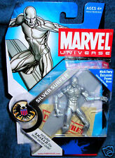 MARVEL UNIVERSE SILVER SURFER GALACTUS HEARLD NORIN  RADD FOUR FOE KREE LEGENDS