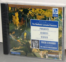 SHEFFIELD Lab GOLD CD 10043-2-G: Leinsdorf Sessions Volume One, 1 - OOP 1995 SS