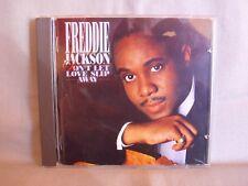 Freddie Jackson- Don´t let Love slip away- CAPITOL 1988- Made in UK WIE NEU