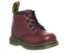 Chaussures Dr. Martens à lacets en cuir pour garçon de 2 à 16 ans