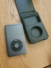 Apple iPod classic 120 Go-Noir 7th Génération A1238-Utilisé, Bon état