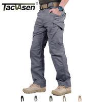 TACVASEN IX9 Mens Tactical Cargo Pants Safari Expedition Workout Pants Trousers