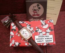 Ingersoll 30s Mickey Mouse Wrist Watch ~ Limited Edition