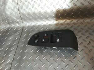 03-07 OEM HONDA ACCORD 2 DOOR COUPE DRIVER SIDE MASTER POWER WINDOW SWITCH