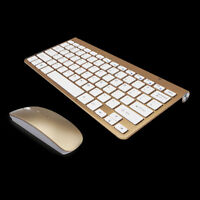 2.4Ghz Ultra-Thin Wireless Keyboard And Mouse Combo With USB Receiver Mouse Ke Z