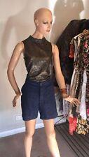 ksubi for Women's Regular Size Denim Shorts