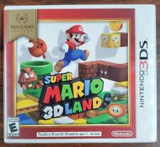 Super Mario 3D Land (3DS, 2011)