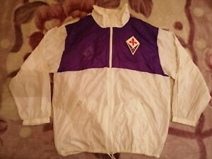 FIORENTINA LOTTO JACKET 1992/93 LOTTO SERIA A ITALY