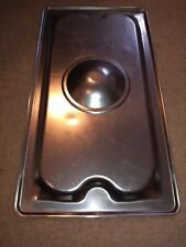 Gastronorm Lid 1/3 Gastronorm Bain-Marie Stainless Steel Dishwasher-Safe