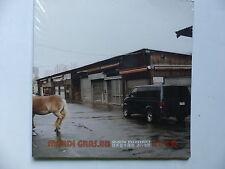"""CD + CD ROM MARDI GRAS BB  Zen Rodeo  Promo Pochette format 25 cms 10"""""""
