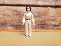 """Vintage Star Wars Princess Leia 1977 GMFGI Hong Kong Loose Figure - 3.5"""" Tall"""
