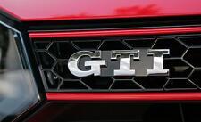 VOLKSWAGEN VW GOLF 7 VII NEW GENUINE CHROME GTI GRILL BADGE EMBLEM 5G0853679QIDJ