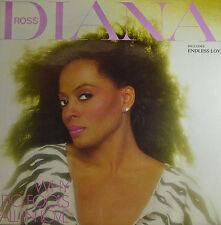 "DIANA ROSS - ENDLESS LOVE 12"" LP (R463)"