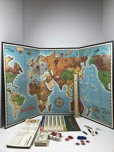 Axis & Allies Board Game Milton Bradley Choose Your Replacement Pieces