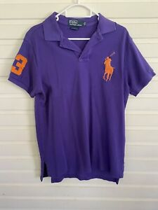 💯% Authentic Polo Ralph Lauren Size M Custom Fit