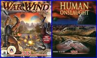WAR WIND WARWIND I & II +1Clk Windows 10 8 7 Vista XP Install