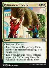 MTG Magic KLD - (x4) Engineered Might/Puissance artificielle, French/VF
