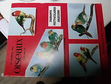 µµ Le Journal des oiseaux n°235 Serin Cini Pape Louisiane Euphemes Grue Lilford