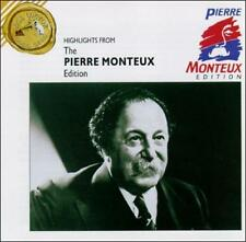 Pierre Monteux Edition [Highlights] (CD, BMG (distributor)) (cd191)