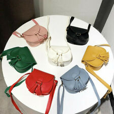 Cute Mini Shoulder Bag PU Leather Handbag Tote Crossbody Purse for Kids Girls