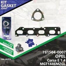 Gasket Kit Joint Turbo OPEL Corsa E 1.4 781504-7 781504-0007 B14NEH MGT144-579