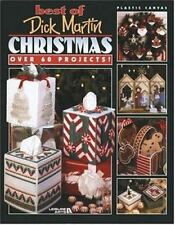 Best of Dick Martin - Christmas-Over 60 Plastic Canvas Yuletide Projects-