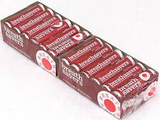 Breath Savers Cinnamon Pack of 24 Rolls Mints Breathsavers Bulk Mint Candy