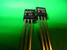 Transistor (2) BC237  NPN  Transistor TO-92 in Canada