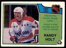 1983-84 O-Pee-Chee Randy Holt #220