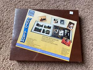 Vintage Ben Parker Photo Album Sealed in Box