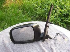 Toyota Tarago Estima ACR30/40 Side mirror Black Left