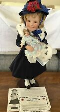NIB Shirley Temple Ltd. Ed./Collector 75th B-Day/Dan. Mint Doll W/Box/COA/Stand